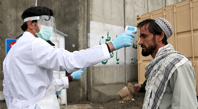 Afganistanda koronavirüs vaka sayısı 174e yükseldi