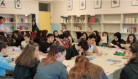 Dergicilik Okulu çalışmalarına online devam ediyor