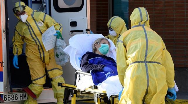 İspanyada 1 günde 849 kişi koronavirüsten hayatını kaybetti