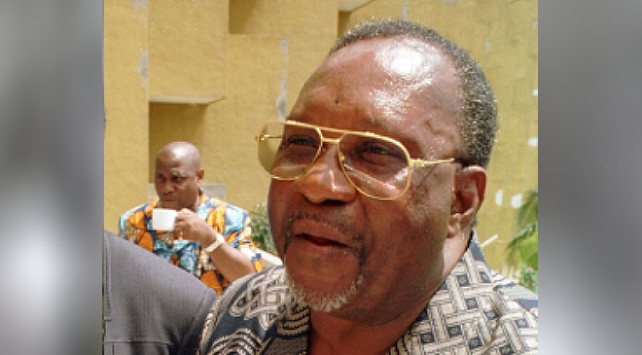 Eski Kongo Cumhurbaşkanı Opango koronavirüsten öldü