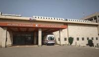 Türkiye'nin Gazze'de yaptırdığı hastane koronavirüsle mücadele için hizmete başladı