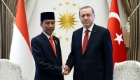Cumhurbaşkanı Erdoğan Endonezyalı mevkidaşı ile görüştü