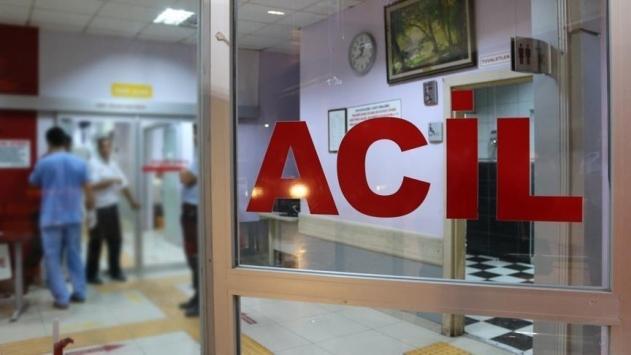 Afyonkarahisarda sağlık ekibine saldırı
