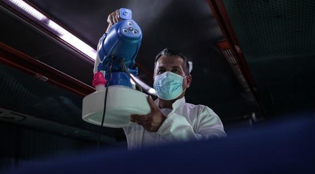 Virüs Latin Amerikada yayılıyor