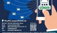 DİTİB'den Almanya'da koronavirüs için yardım kampanyası