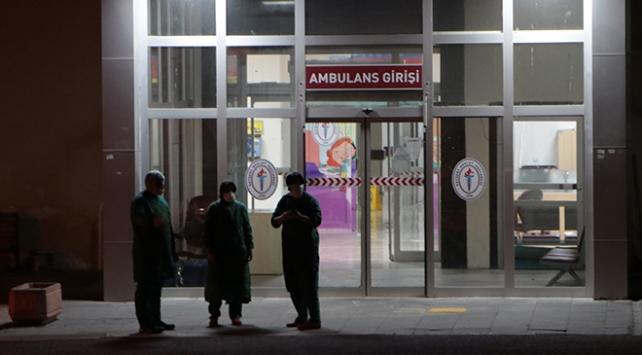 Kayseride karantina altında olan kişi hastaneden kaçtı