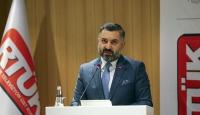 RTÜK Başkanı Şahin'den sorumlu yayıncılık çağrısı
