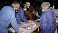 Umre dönüşü karantina süreci tamamlanan 29 kişi evlerine gönderildi