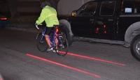 Gece Bisiklet Sürenler İçin Geliştirildi