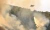 Orman Yangını Nedeniyle Karakol Boşaltıldı
