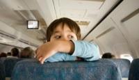 Uçakta Çocuksuz Bölüm Oluşturulacak