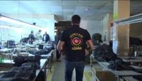 Adana'da kaçak üretilen 86 bin tıbbi maske ele geçirildi