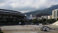 Maracana Stadı, koronavirüs hastanesine dönüştürülüyor