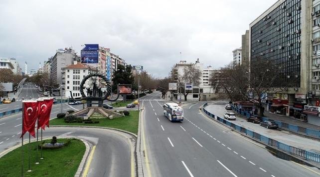 Ankarada toplu taşıma seferlerine virüs düzenlemesi