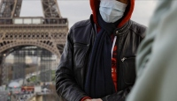 Fransa'da hayatını kaybedenlerin sayısı 4 bin 32 oldu