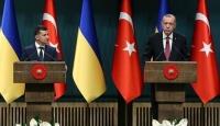 Cumhurbaşkanı Erdoğan Zelenskiy ile görüştü