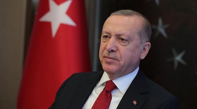 Cumhurbaşkanı Erdoğandan Taşçıoğlu için başsağlığı mesajı