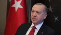 Cumhurbaşkanı Erdoğan'dan Taşçıoğlu için başsağlığı mesajı