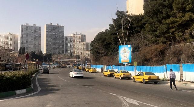 Tahranda benzin tüketimi yüzde 50 azaldı