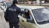 """Malatya'da """"14 güne"""" uymayan 19 kişiye para cezası"""