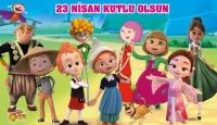 TRT Çocuk Dergisinin nisan ayı sayısı çıktı