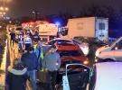 Bağcılar'da zincirleme kazaya 10 araç karıştı