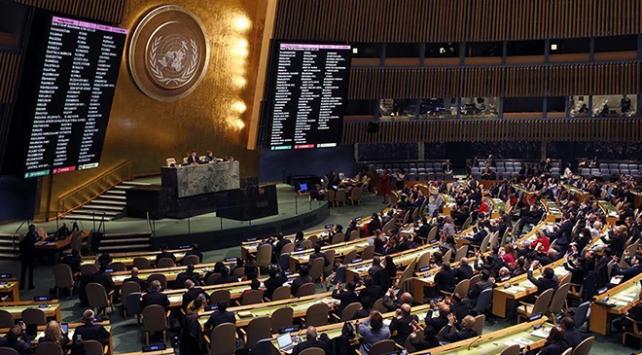 BMden koronavirüse ilişkin ilk adım: Küresel dayanışma kararı kabul edildi