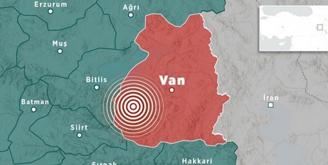 Vanda 4.7lik deprem