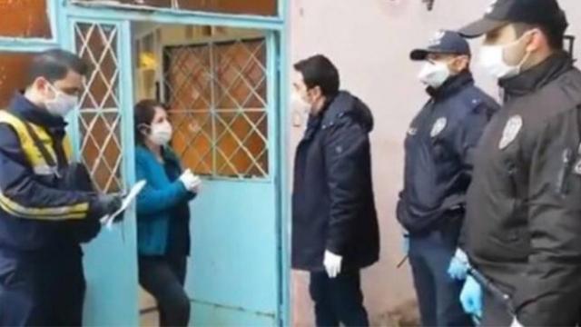 İstanbul'da 1000 TL'lik yardımlar evlere teslim ediliyor