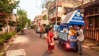 Hindistan'da çok sayıda turist mahsur kaldı