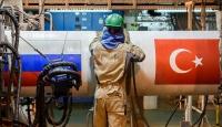 TürkAkım ilk çeyrekte Avrupa'ya 1,3 milyar metreküp gaz taşıdı