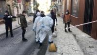 Beyoğlu'nda hastaneden kaçan kişi yakalandı