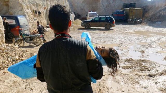 Han Şeyhunlular kimyasal katliamın yaralarını taşımaya devam ediyor