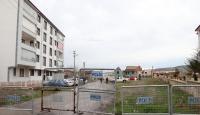 Elazığ'da 2 apartman karantinaya alındı