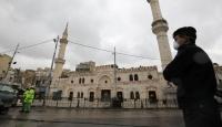 Ürdün'de camide cuma namazı kılmak isteyenlere gözaltı