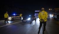 31 şehre araç giriş çıkışı durduruldu