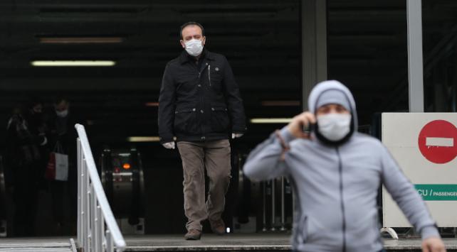 Maske, nefes ve öksürükle yayılma zincirini kırıyor