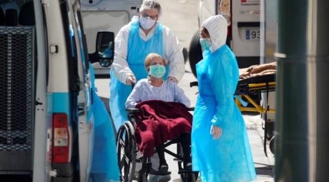 İspanyada 24 saatte 7 bin yeni koronavirüs vakası