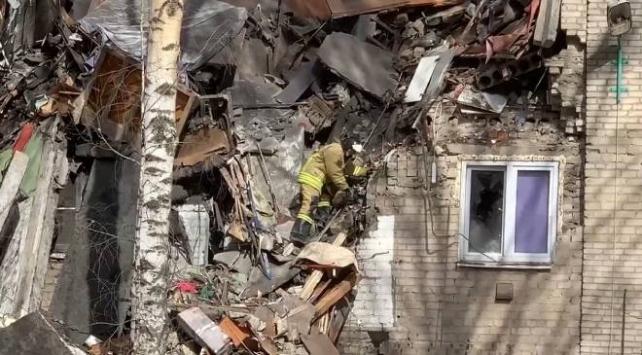 Rusyada doğalgaz patlaması: 1 ölü
