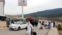 Yurtlara yerleştirilen yabancılar ülkelerine gönderiliyor