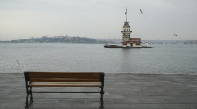 İstanbulda sokağa çıkma oranı yüzde 60 düştü