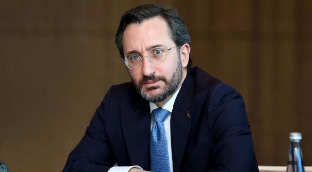 Fahrettin Altundan TRTnin yeni yayın akışıyla ilgili paylaşım