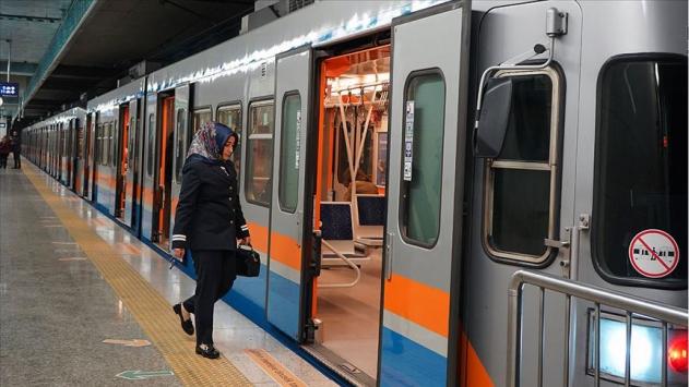 İstanbulda metro seferlerine düzenleme
