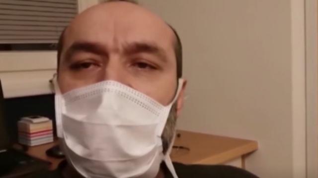Viyana'da koronavirüs tedavisi gören Türk