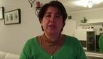 Almanyadaki anneden PKKnın kaçırdığı kızına görüntülü mesaj