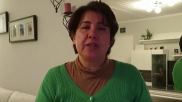 Almanya'daki anneden PKK'nın kaçırdığı kızına görüntülü mesaj