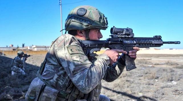 PKK/YPGli 7 terörist etkisiz hale getirildi