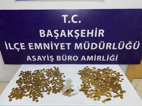 Sahte altınla dolandırıcılık yapan 7 şüpheliden 3ü tutuklandı