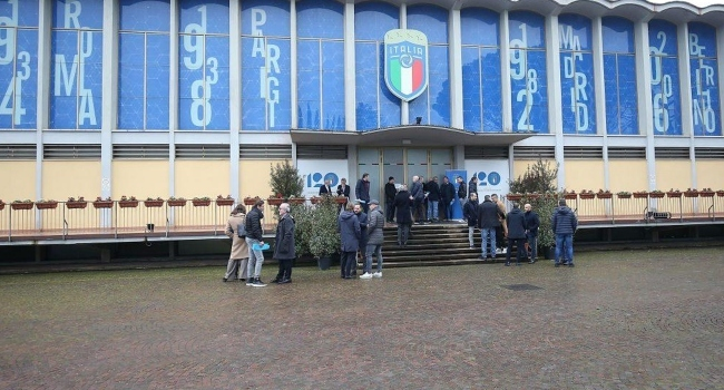 İtalya Futbol Federasyonu kapılarını hastalara açtı