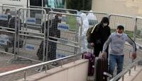 Cezayir'den gelen Türkler yurtlara yerleştirildi